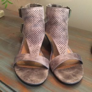 4184b9b07dc Womens' Wigout Demi Wedge T Bar Open Toe Sandal ❤️
